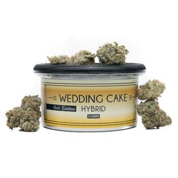 Wedding Cake - Gold Edition