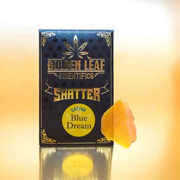 Blue Dream Shatter