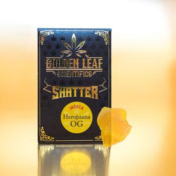Herojuana OG Shatter