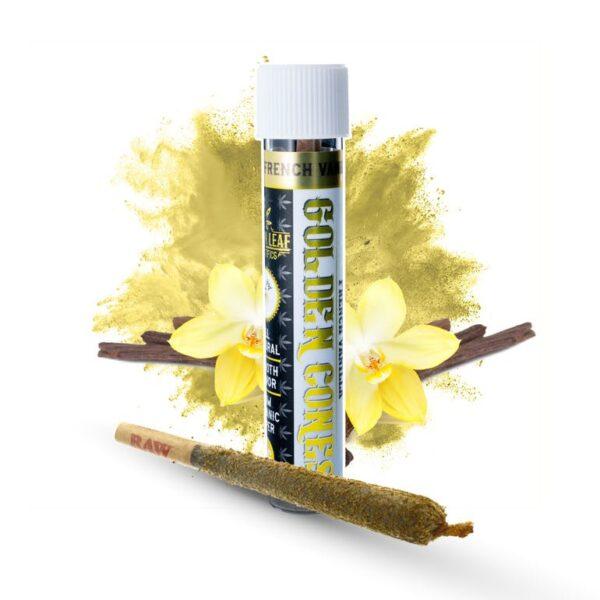 French Vanilla Golden Cone