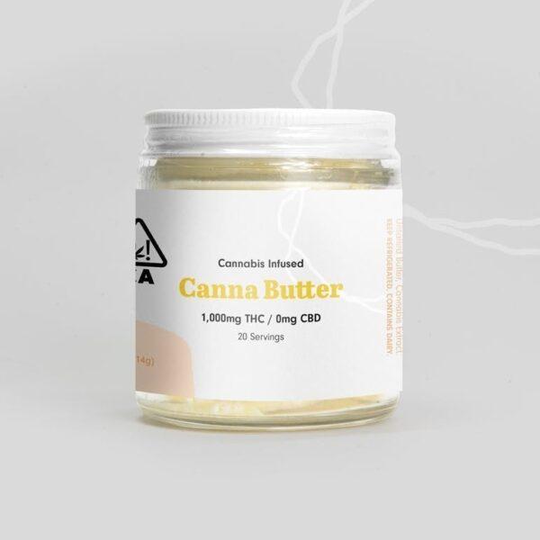 Canna Butter 1000mg