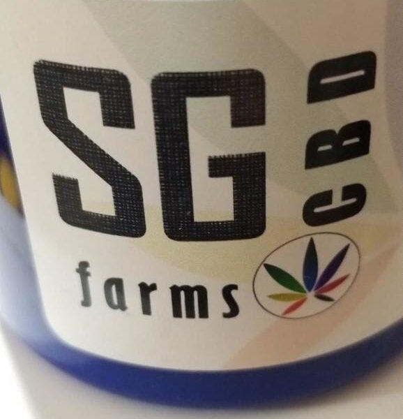 SG CBD FRAMS 4oz
