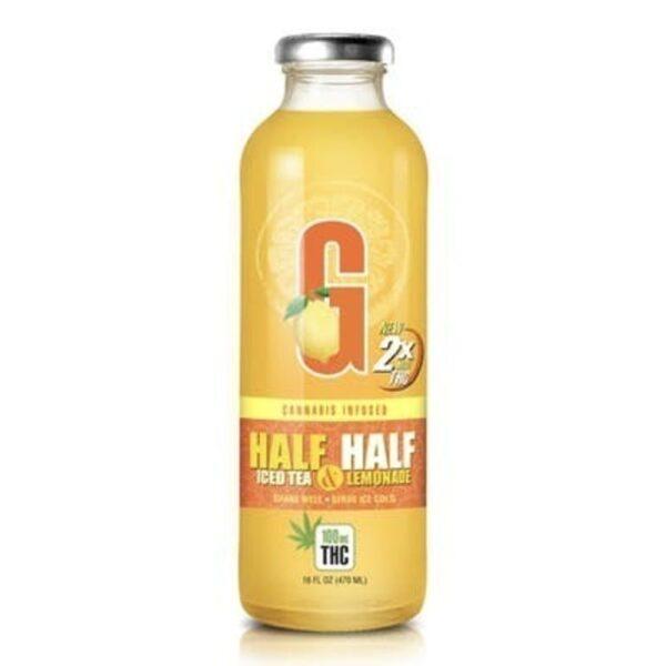 G Drinks HALF and HALF 250mg
