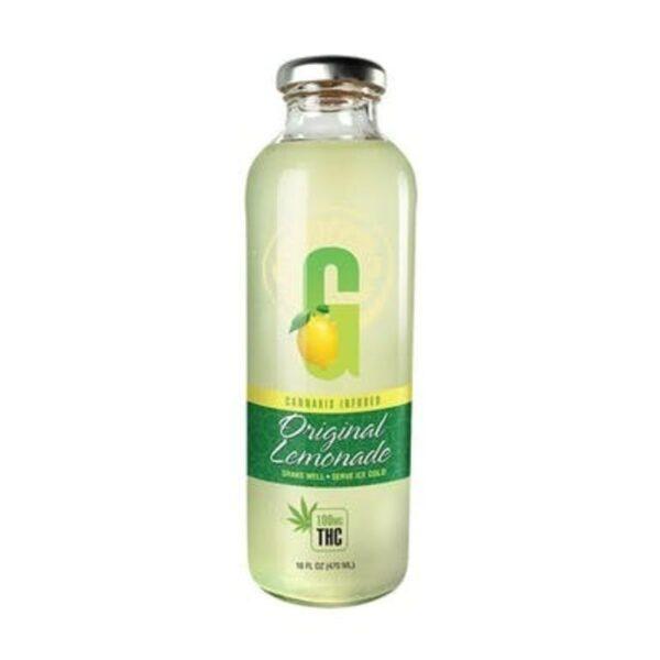 G Drinks Original Lemonade 210 mg