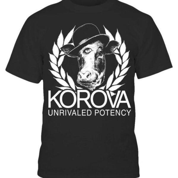 KOROVA T SHIRTS