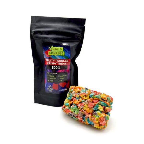 Fruity Pebbles Krispy 500mg