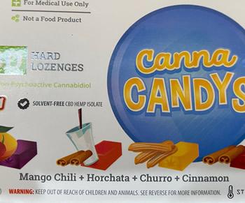 Canna Candys