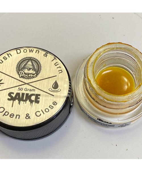 Diamond Sauce Orange Fuel
