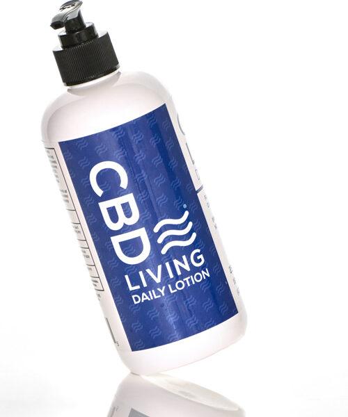 CBD Living Lotion - New!!!