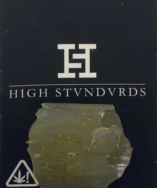 High Standards Wax