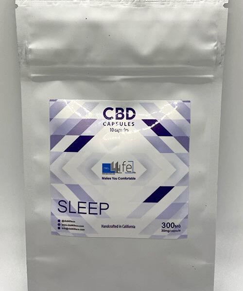 CBD Sleep Capsules