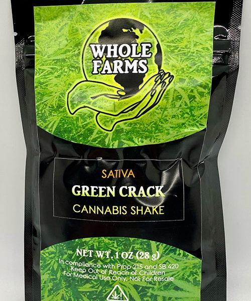Green Crack Shake