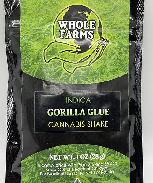 Gorilla Glue Shake