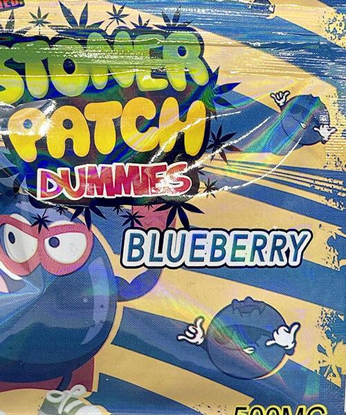 Stoner Patch Dummies Blueberry