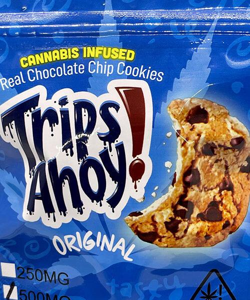 Trips Ahoy Original Cookies