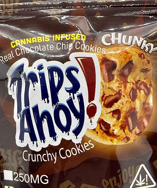 Trips Ahoy Crunchy Cookies