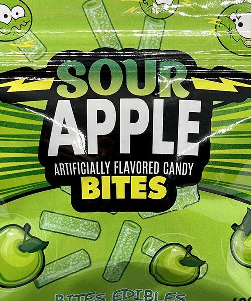 Sour Apple Bites