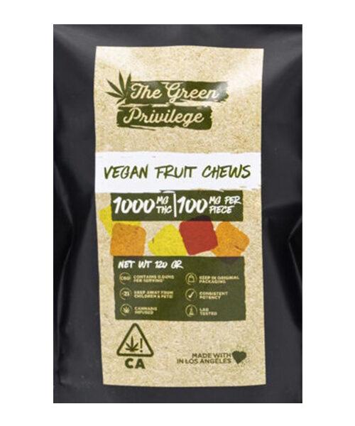 Vegan Fruit Chews
