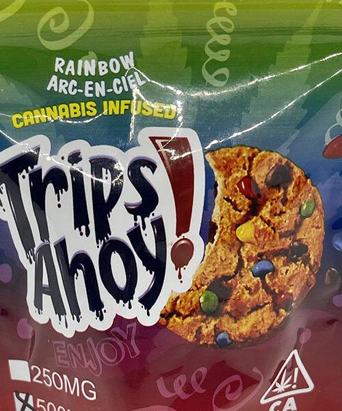 Trips Ahoy Rainbow Cookies