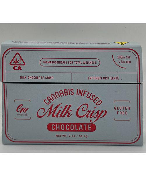 Milk Crisp Chocolate - New!!!
