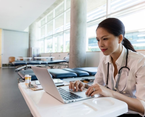 The Benefits of an S Corporation for Physicians