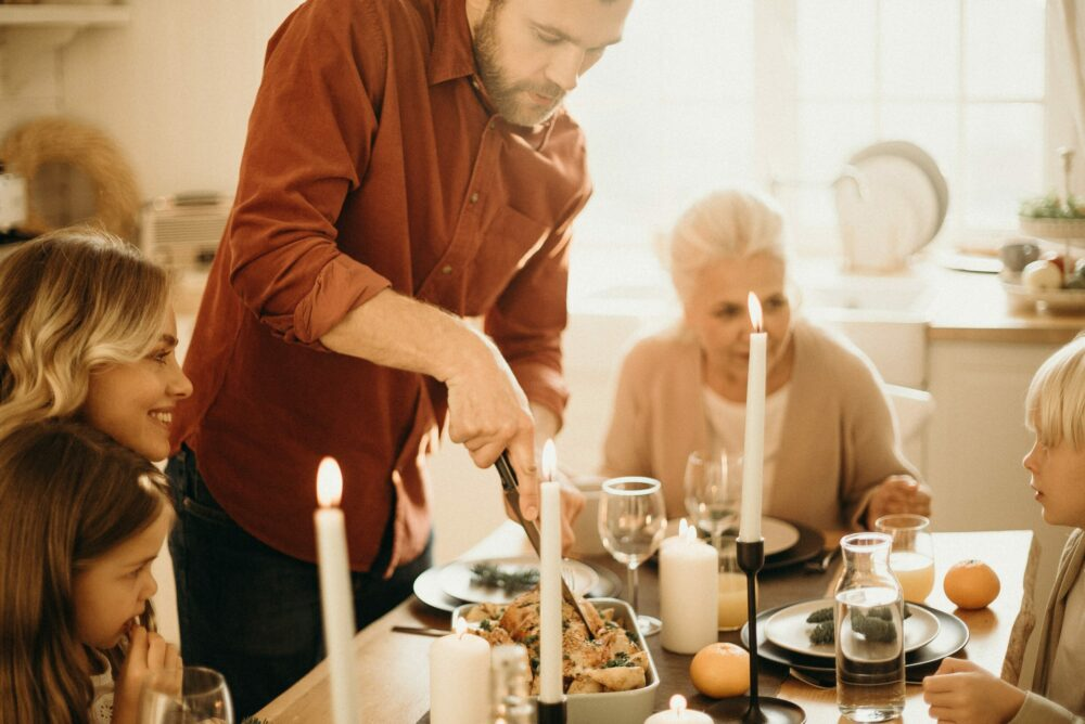 Have Yourself a Healthy Happy Holiday Season With These Tips!