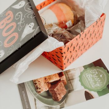 Gourmet gift baskets -Holiday edition