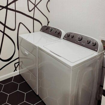 One Room Challenge Week 4: Laundry Room