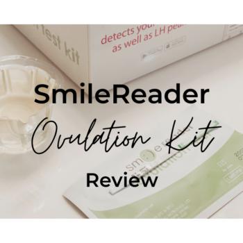 Smilereader ovulation kit- Review