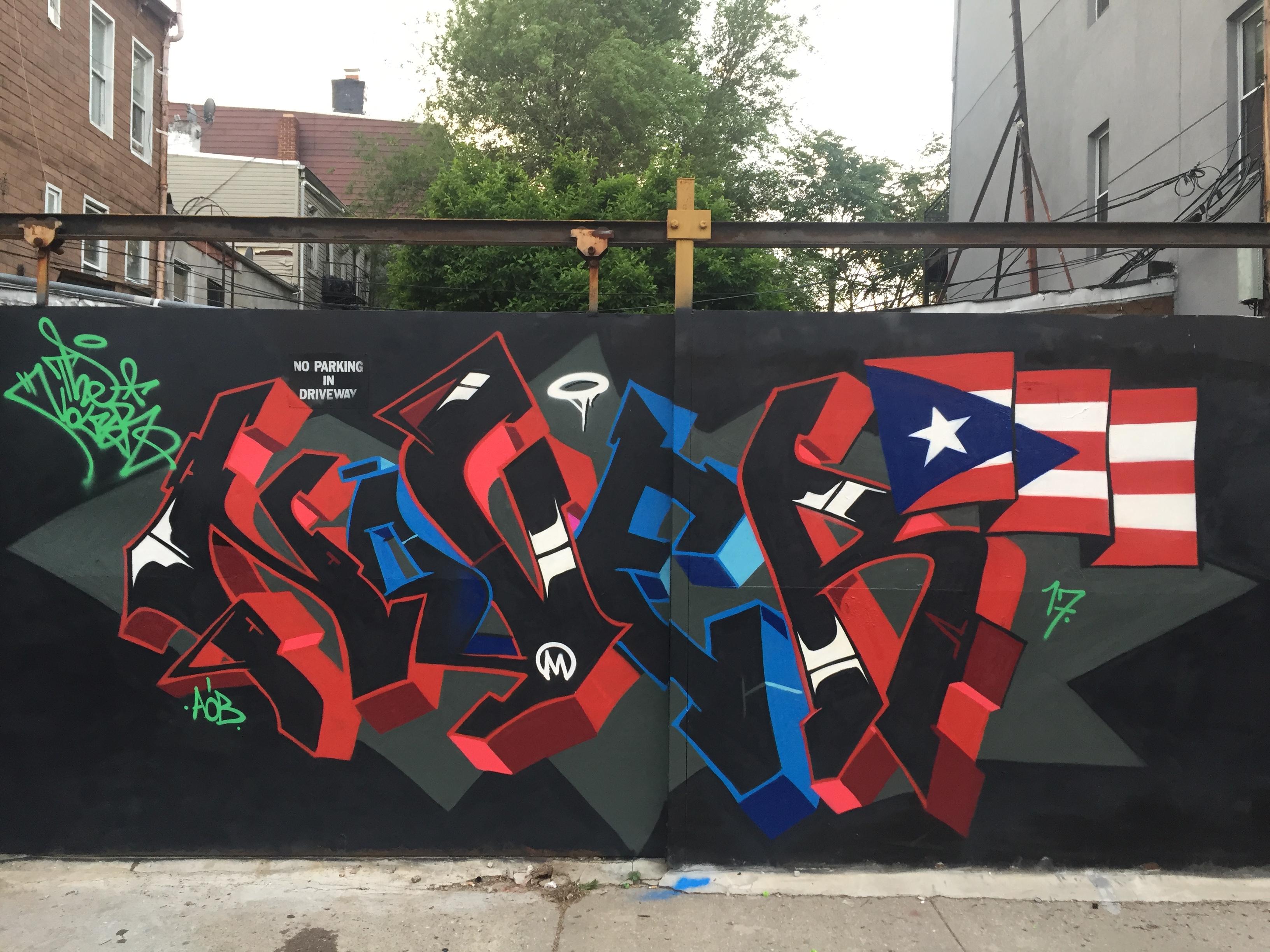 NOVER, Brooklyn, NY. June 2017.