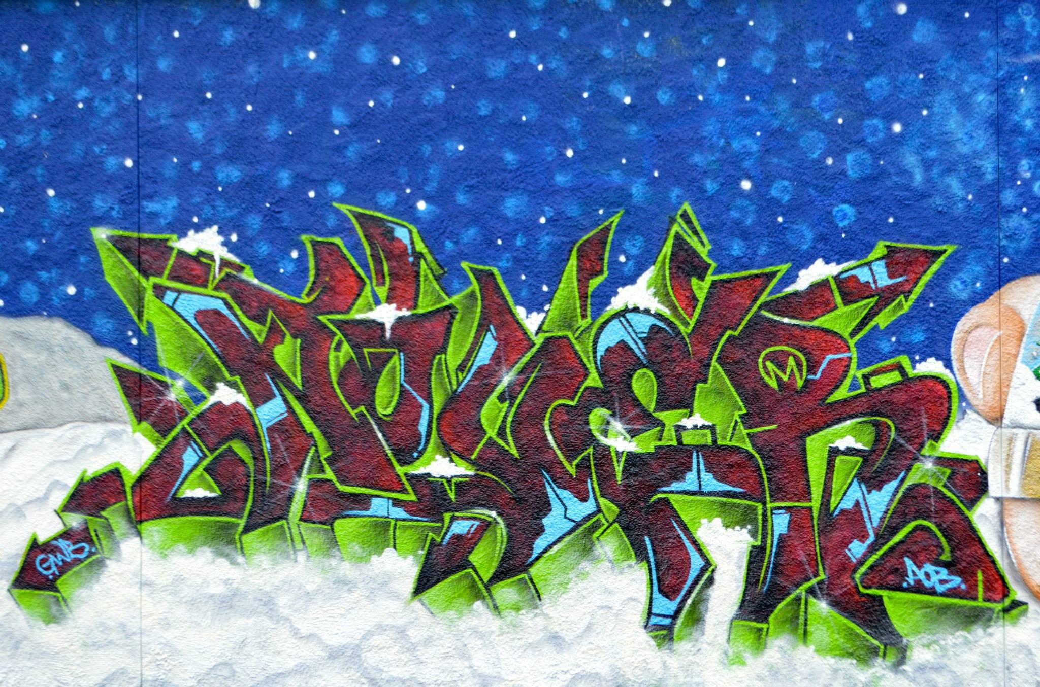 NOVER, Christmas Theme, Toms River, NJ. 2014.