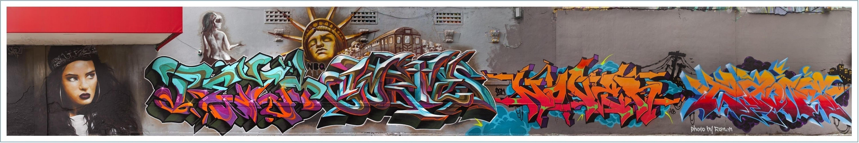 Rezo x Cortes NYC x Nover Wall Production, Cypress Hills, NY. 2019.