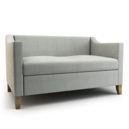 gray sofa for night clubs