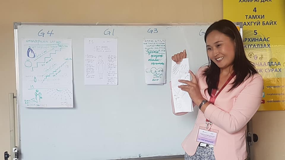 1E NCPH Training 6