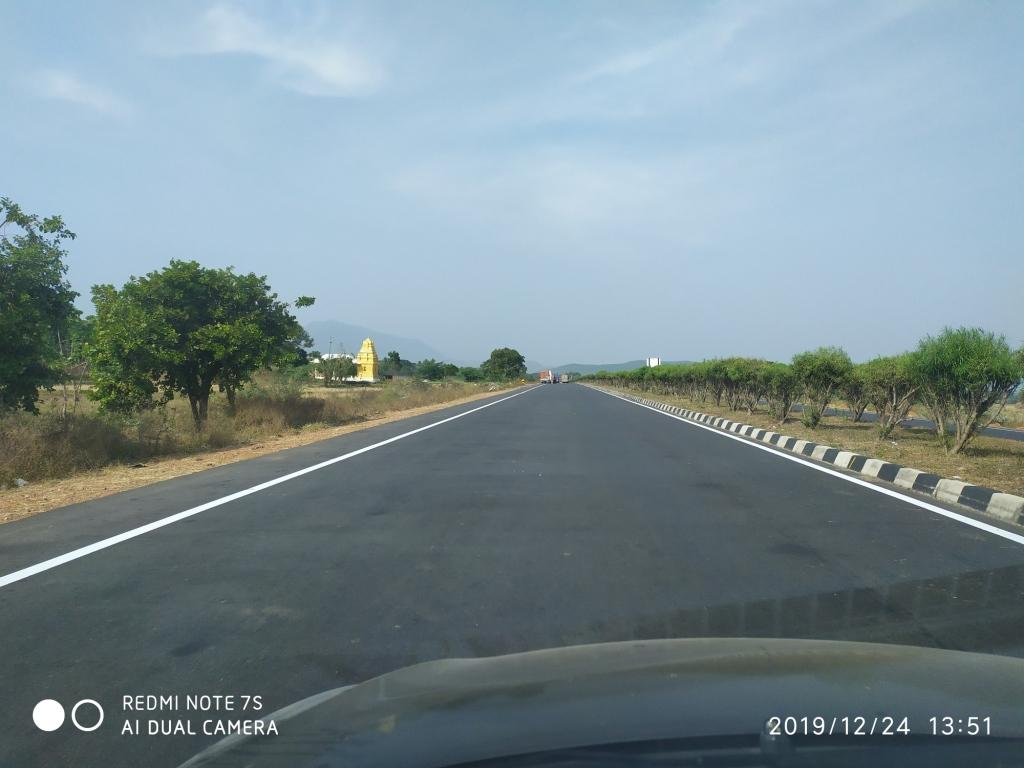 Araku-Chilika-Highway