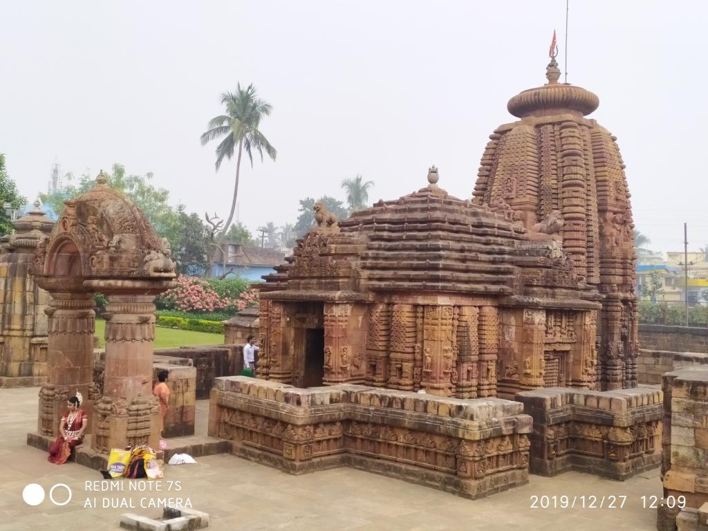 Mukhteshwar Temple
