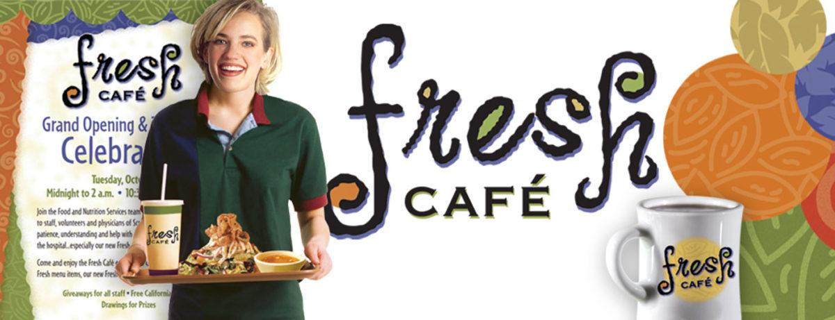 Fresh Café Campaign