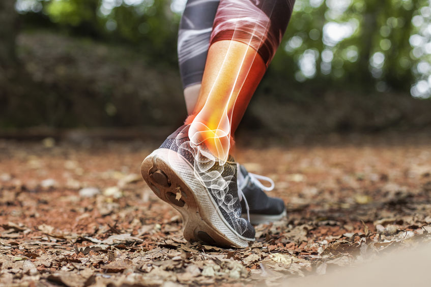 The Cranky Ankle … an opportunity to be more flexible