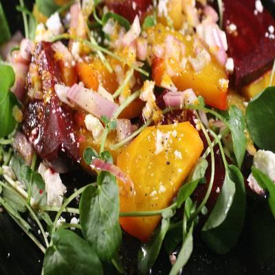 low carb beet salad