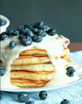 recipe low carb pancakes