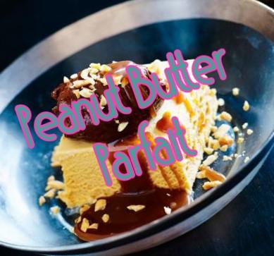 low carb Peanut Butter Parfait
