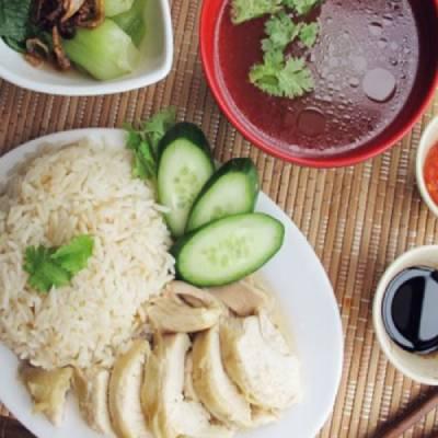 chicken rice protein