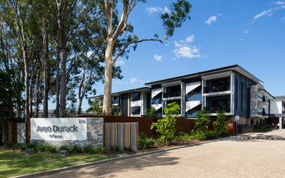 New garden engages the senses at Aveo Durack Aged Care Facility