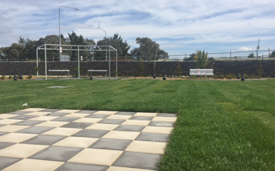 Creating outdoor ambience at Uniting Aged Care