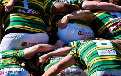 Glascott sponsors Gordon Rugby Club
