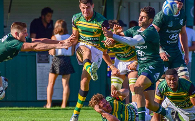 Running with the Brumbies in 2018