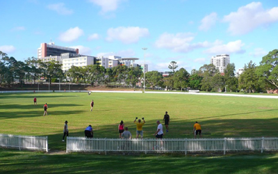 Gore Hill to sport new look oval and playground