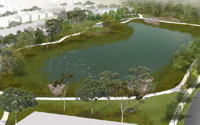 Continuing at Jordan Springs with Lendlease
