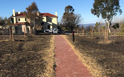 Helping Mount Stromlo Observatory to recover its heritage landscape