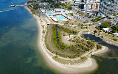 Southport gets new boardwalk for GC2018